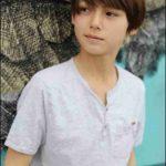 アレックス翔インスタで話題のハーフ美少年が芸能界デビュー!wikiは?