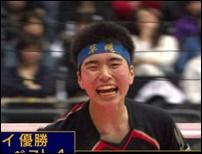 新鍋理沙、誠子、似てる、高校時代