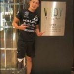 井谷俊介のwiki風プロフ!陸上を始めたきっかけは事故で右足切断?