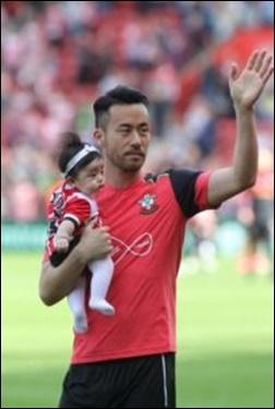 吉田麻也、子供、2人目、名前、画像