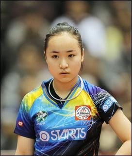 伊藤美誠、中国人、ハーフ、母親、おかしい