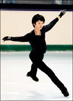 島田高志郎、父、母、兄弟、スケート