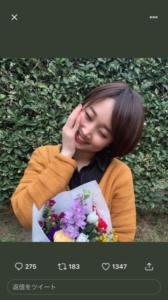 山田野絵、花、画像