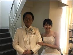 稲田直樹、結婚、相手