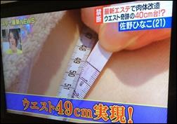 佐野ひなこ、ウエスト、体重、カップ