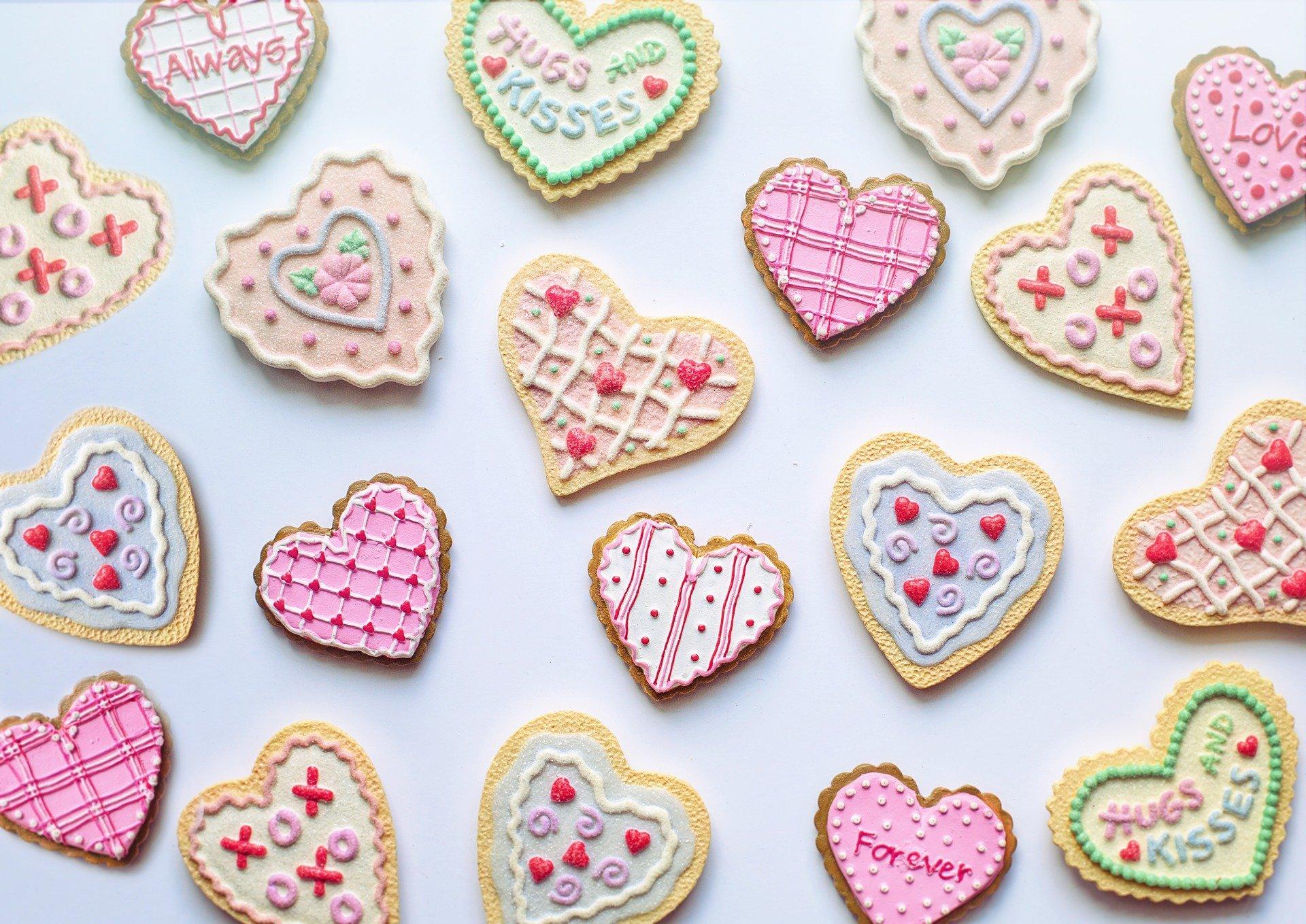 バレンタイン、お菓子、意味