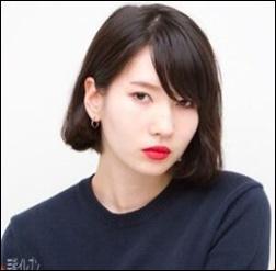 堺小春、姉、モデル